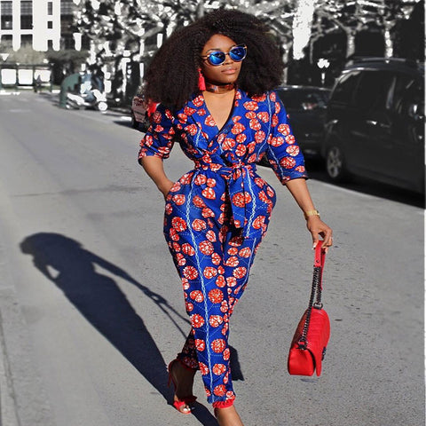 Blossom Bodied Jumpsuit