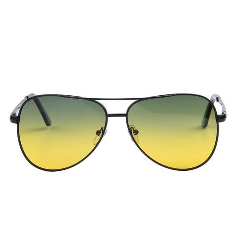 "SUNGLASSES ""IRRESISTIBLE"" (YELLOW AND GREEN)"