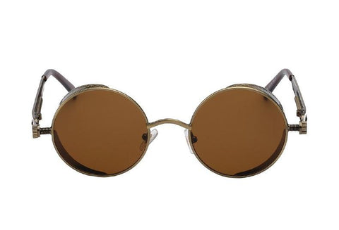 "SUNGLASSES ""LA VISION"" (BROWN)"