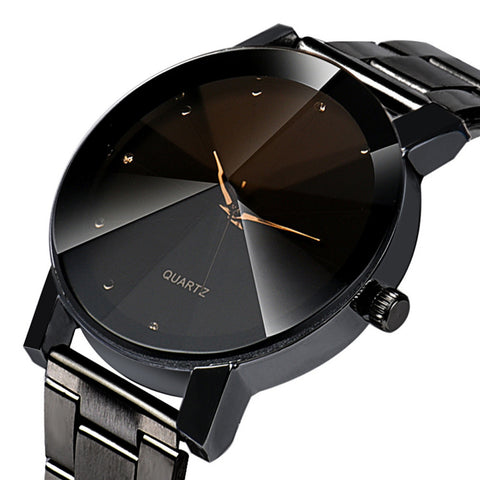 "WATCH ""LA FORTUNÉ"" (BLACK)"