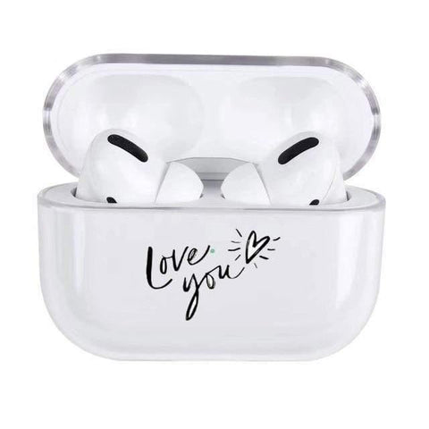 Lucid Cases - Cute Love AirPods Pro Case