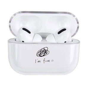 Lucid Cases - I'm Fine - AirPods Pro Case