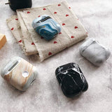 Lucid Cases AirPodsCase Marble Airpod Cases