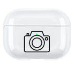 Lucid Cases AirPodsCase Photo - Hard AirPods Pro Case