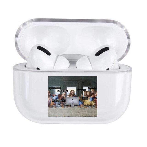 Lucid Cases AirPodsCase The Last Supper AirPods Pro Case
