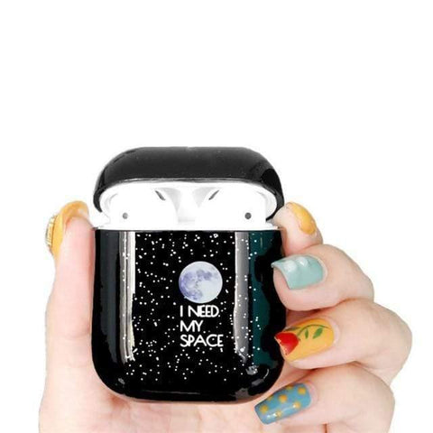 Lucid Cases AirPodsCase Version 1 Cute Universe AirPod Case