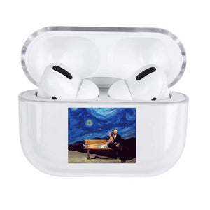 Lucid Cases AirPodsCase Vincent van Gogh - AirPods Pro Case