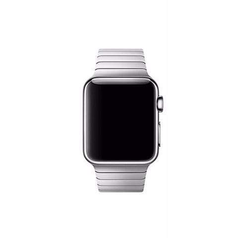 Lucid Cases Apple Watch Bracelet 38/40m / Silver / United States Stainless Steel Link Bracelet