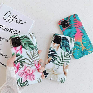 Lucid Cases iPhone Case Floral iPhone Case
