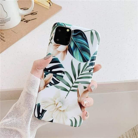 Lucid Cases iPhone Case For iphone 11 / A Floral iPhone Case
