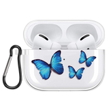 Blue Butterfly - AirPods Pro Case