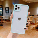 Lucid Cases - Candy Color Bumper - Soft iPhone Case