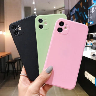 Candy Color - Soft iPhone Case - Lucid Cases
