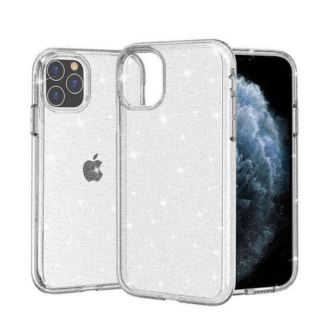 Glitter Armor - Soft Thin iPhone Case - Lucid Cases