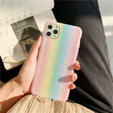 LaserAurora™ Marble iPhone Case