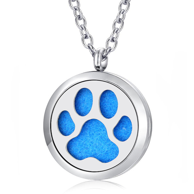 Ligero Paws Essential Oil Diffuser Necklace