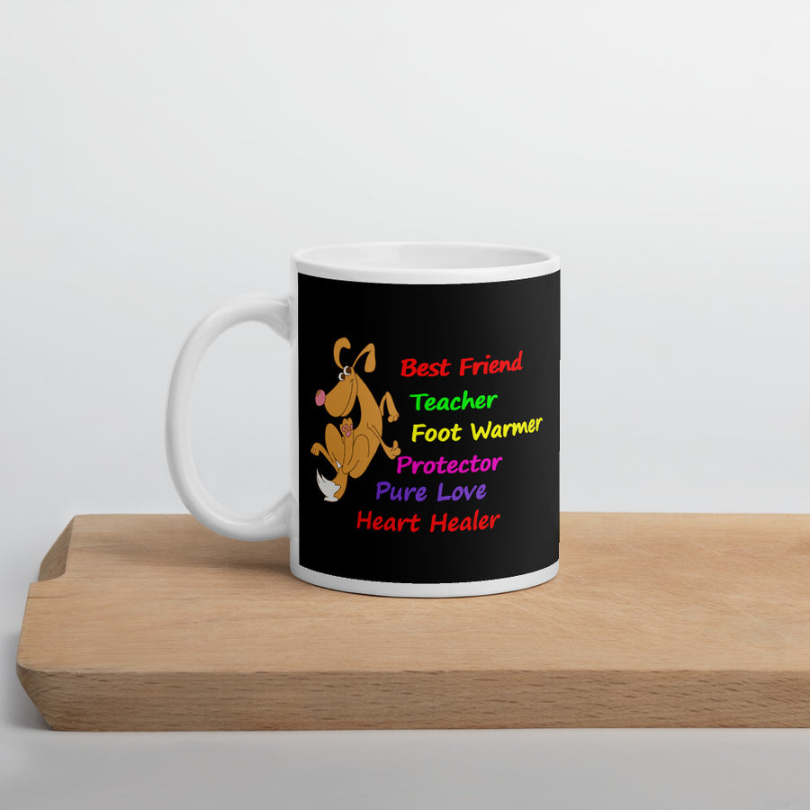 Mans Best Friend Mugs-Double Sided Design🎁🐾The Perfect Dog Lovers Gift