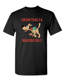 Hiking Trails Dog T-Shirt