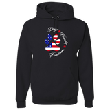 Dogs Family Freedom  Hoodie