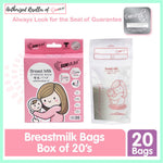SUNMUM Breastmilk Storage Bags 8oz (20s)
