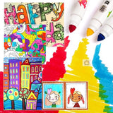 Joan Miro Washable Markers (12 colors)