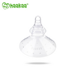 Haakaa Breastfeeding Nipple Shield – Round Shape