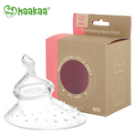 Haakaa Breastfeeding Nipple Shield – Orthodontic Shape