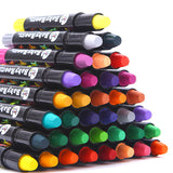 Joan Miro Silky Washable Crayons (12 colors)