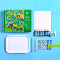 Joan Miro Marbling Paint Kit