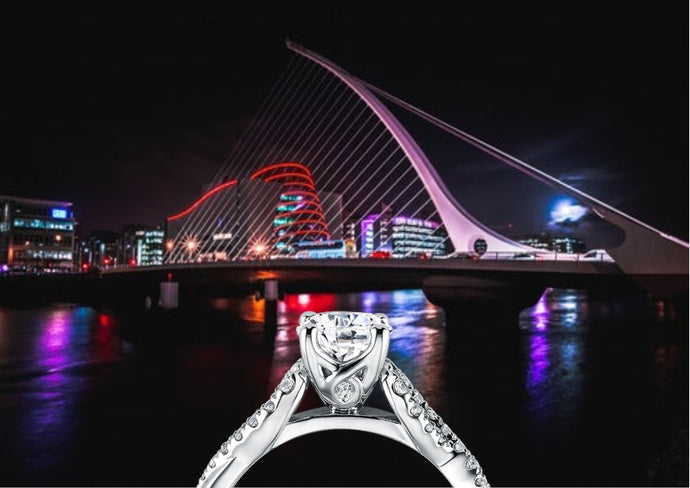 5 Unique Places to Propose in Dublin this Valentine's Day