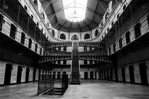 Kilmainham Gaol Proposal by the Romance Engineers Irelands Proposal Planners Blog on places to propose in Dublin on Valentines Day