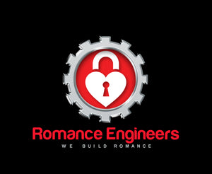 Romance Engineers Logo we build Romance. Irish Proposal Planners from Dublin Ireland. Date Nights weekends away Romance Planners. Your Romance Co-Pilots. How to propose in Ireland. How to ask my girlfriend to marry me. Love. Engagement support advice.