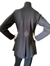 Style 707 Slim Fit Jacket with Back Pleat