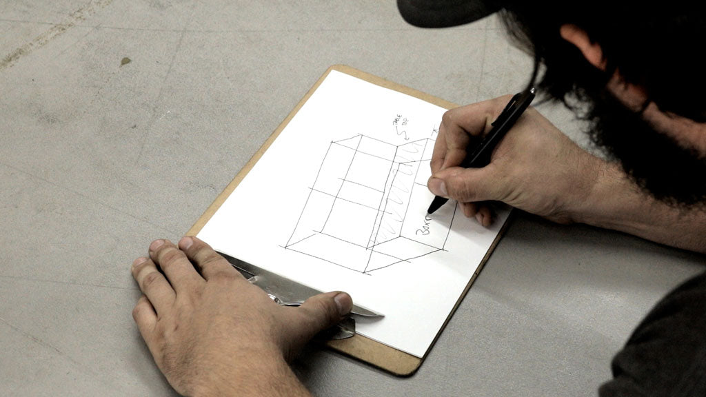 Sketching A DIY Project