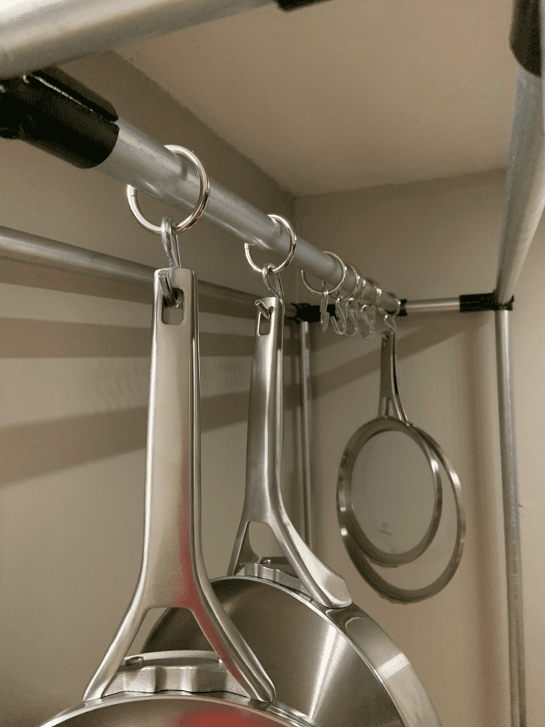 Metal Rings and S Hooks
