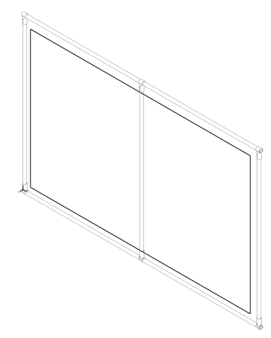 DIY Projector Screen Frame