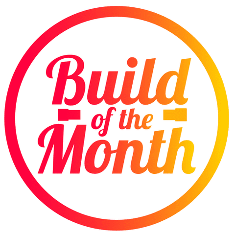 Build of the Month Logo