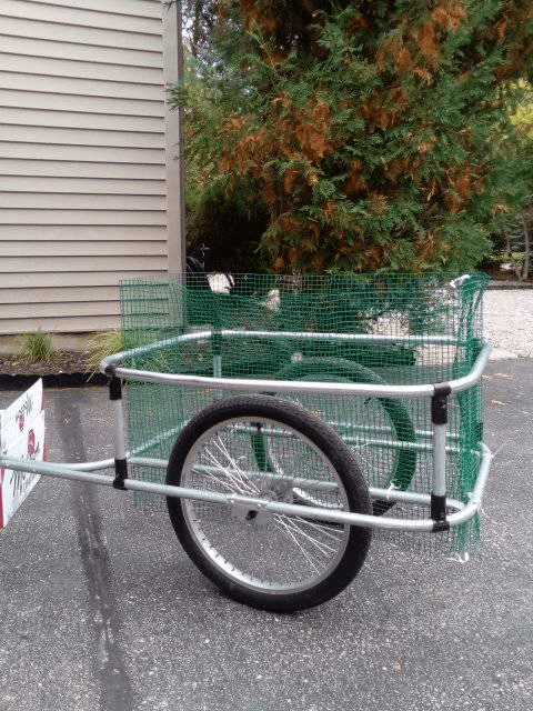 Custom Bike Cart