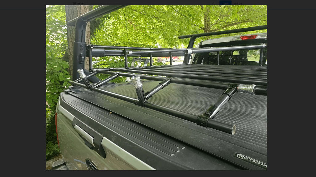 Brian's Truck Bed Rack