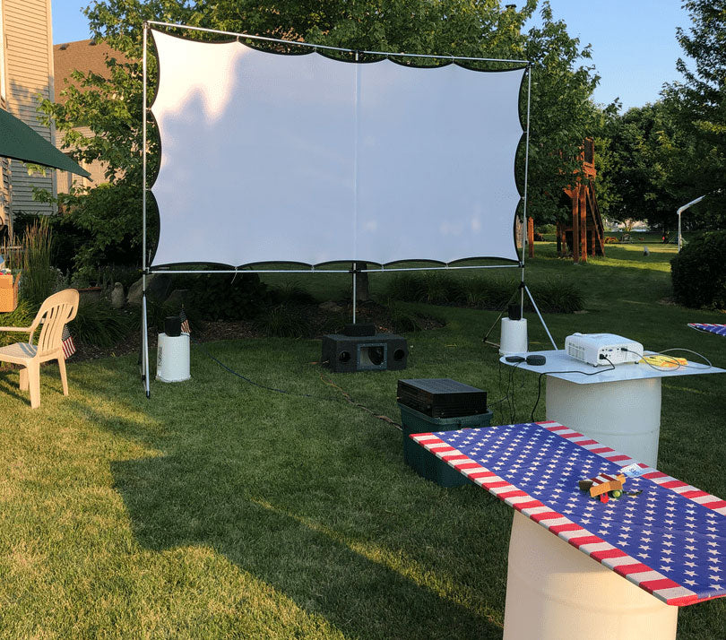 DIY Projector Screen
