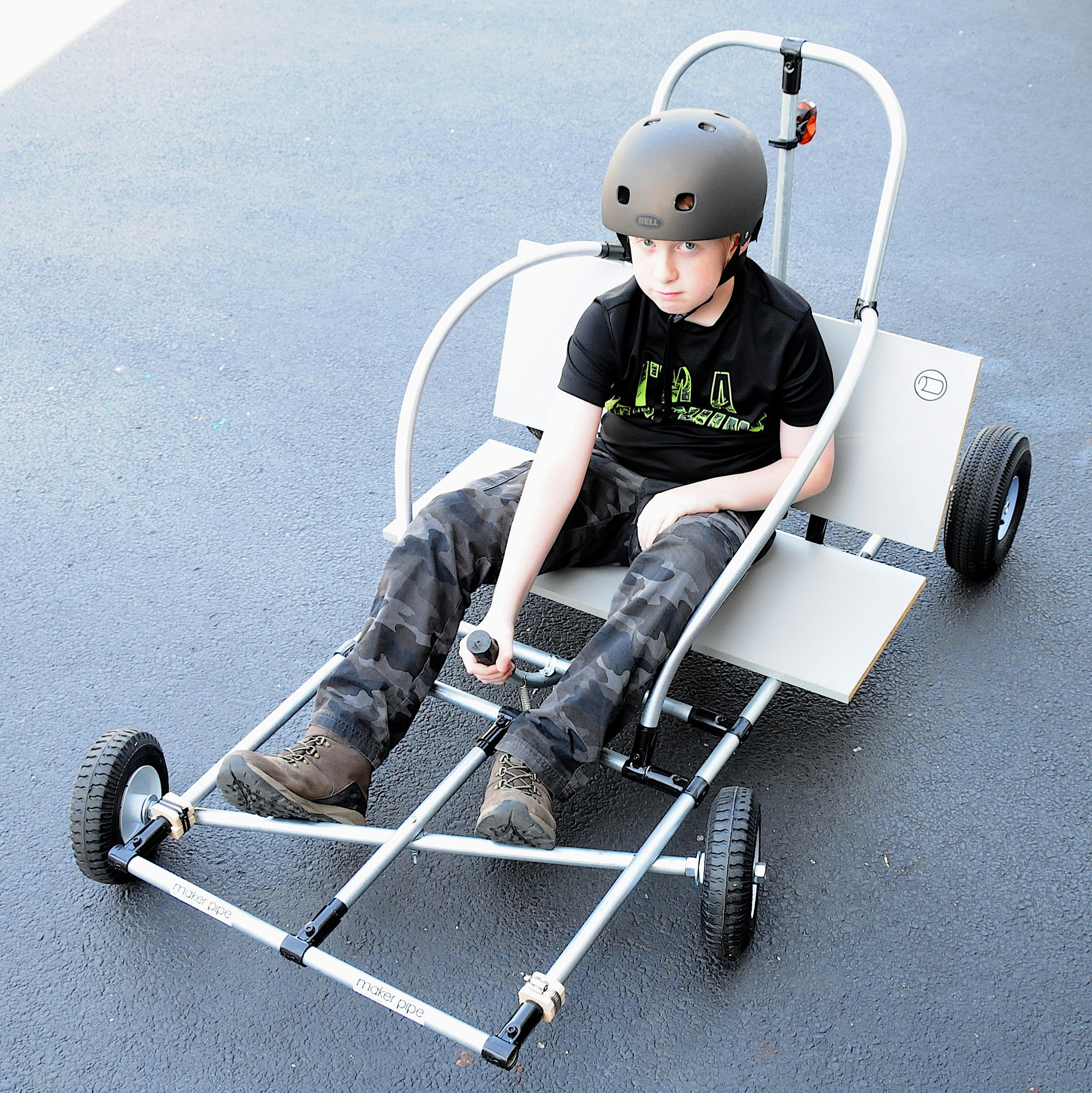 DIY Gravity Go Cart