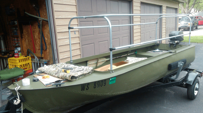 Beavertail Boat Blind