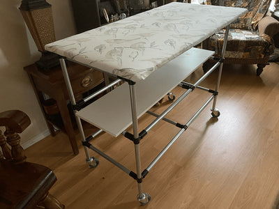 DIY Mobile Ironing Station