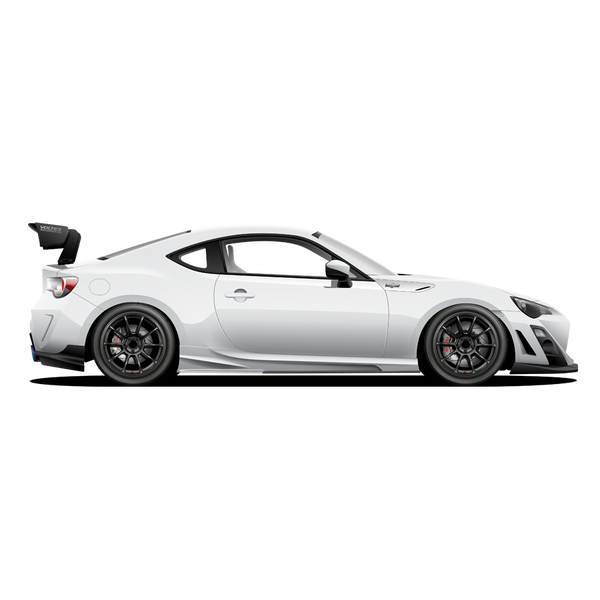 2013+ FRS BRZ GT86 - TARMAC ATTACKERS