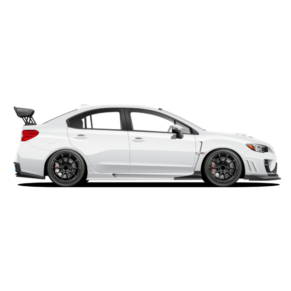 2015+ SUBARU STI - TARMAC ATTACKERS