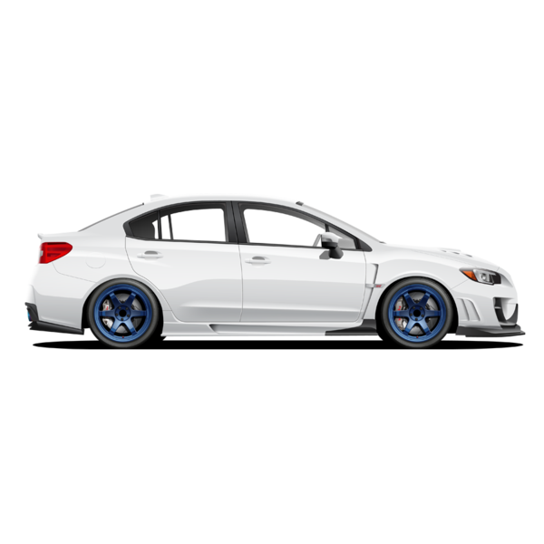 2015+ SUBARU WRX - TARMAC ATTACKERS