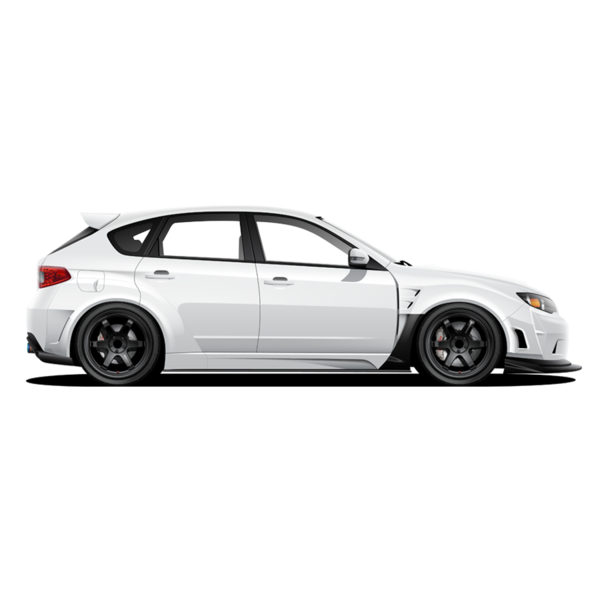 2008 - 2014 SUBARU STI - TARMAC ATTACKERS