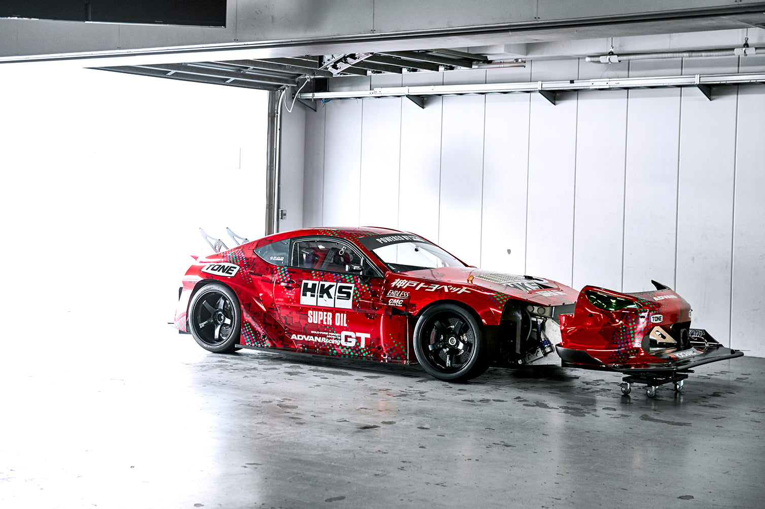 time attack frs modifications
