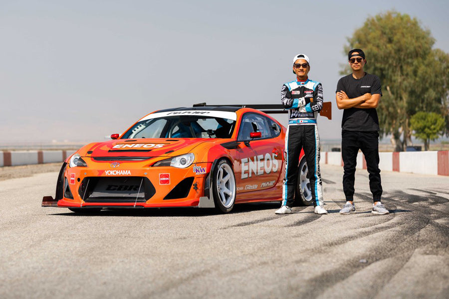 time attack frs tarmac attackers