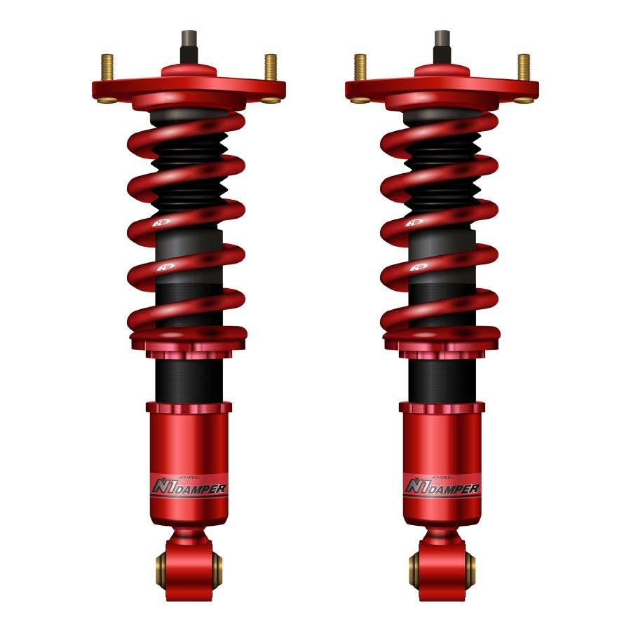 Apexi N1 EXV Coilovers - 2008-2014 Subaru STI-Apexi-TARMAC ATTACKERS